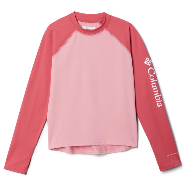 Camiseta Columbia Kid´s Sandy Shores Pink Orchid