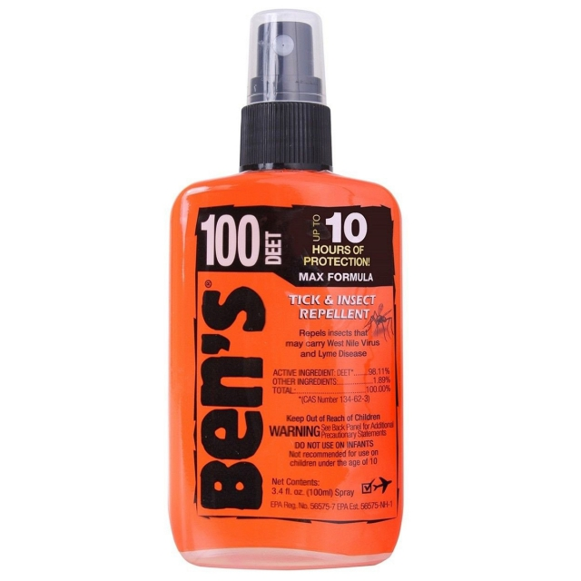 Repelente Ben´s 100 DEET 37 ml