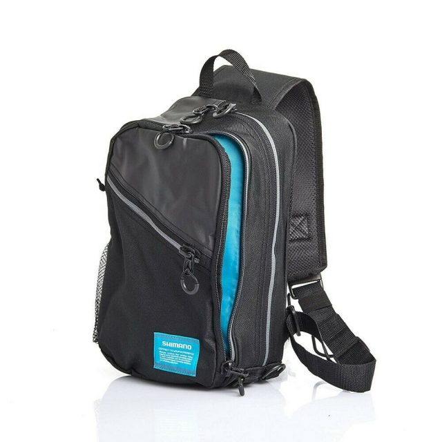 Bolsa Shimano Sling Shoulder Bag BS-025Q P