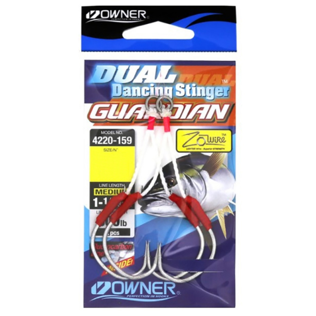 Assist Hook Owner Dual Dancing Guardian 4220 - 2 uni