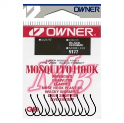 Anzol Owner Mosquito Hook 5177