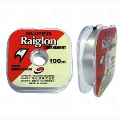 Linha Monofilamento Super Raiglon Tournament  - 100m