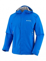 Jaqueta Columbia Sleeker Super Blue