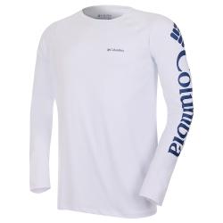Camiseta Columbia Aurora Branca FPS 50+