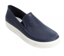 Slip On Crocs Citilane Roka Navy/White