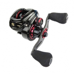 Carretilha Marine Sports Lubina Black Widow GTS