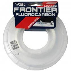 Leader YGK Frontier Fluorocarbon - 50 metros