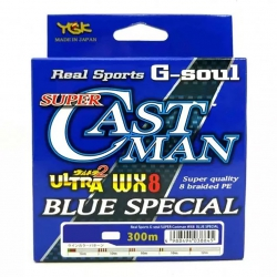 Linha G-Soul Super Cast Man Ultra WX8