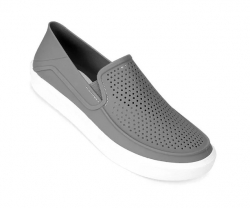Slip On Crocs Citilane Roka Smoke/White