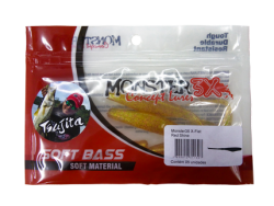 Isca Monster 3X New Flat 12 cm