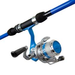 Kit para Pesca Okuma Vibe Kids