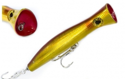 Isca Sea Fishing Pro Lures Sea Hunter Popper 200