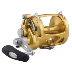 Carretilha Penn International 80 VISW 2-Speed Gold
