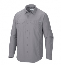 Camisa Columbia Silver Ridge Life Grey