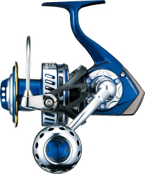 Molinete Daiwa Saltiga 5500H Expedition 5.7:1 15 kg Drag