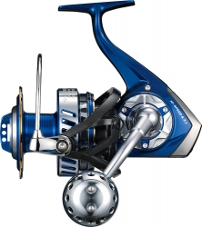 Molinete Daiwa Saltiga 8000H Expedition 5.7:1 30 kg Drag