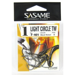 Anzol Sasame Light Circle TW F-401