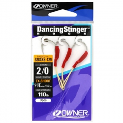 Assist Hook Owner Dancing Stinger 5284XS