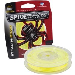 Linha SpiderWire Stealth Braid 300 yds