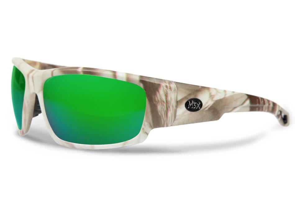 5eb0f99b6b5b9 Óculos Polarizado Black Monster 3X New River Verde
