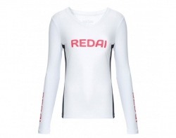 Camiseta Redai Performance Feminina Team Branca