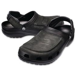 Crocs Yukon Vista Clog Black