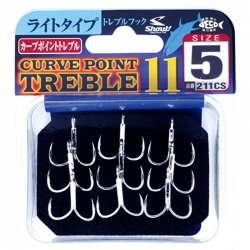 Garateia Shout Curve Point Treble 11