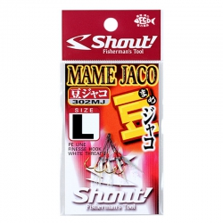 Assist Hook Shout Mame Jaco 302MJ - 4 unidades