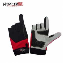 Luva Monster 3X X-Gloves Nylon