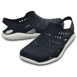 Crocs Swiftwater Wave Navy/White