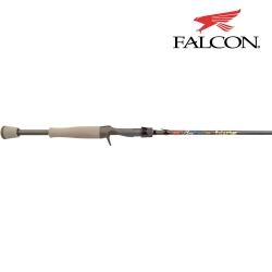 Vara de carretilha Falcon BuCoo Peacock Bass BRC-4-156