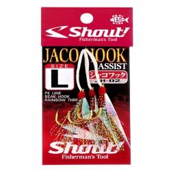 Assist Hook Shout Jaco JH-02