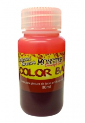 Color Bait Monster 3X Red 30 ml