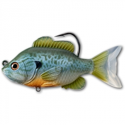 Isca Live Target Swimbait Sunfish