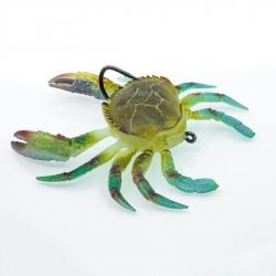 Isca Chasebaits Smash Crab 100 mm 39 gramas