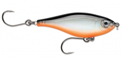 Isca artificial Rapala X-Rap Twitchin´ Mullet 8cm 13 gramas